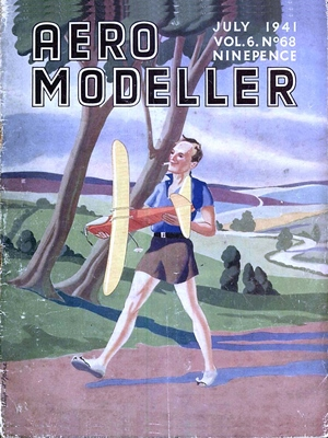 AeroModeller July 1941