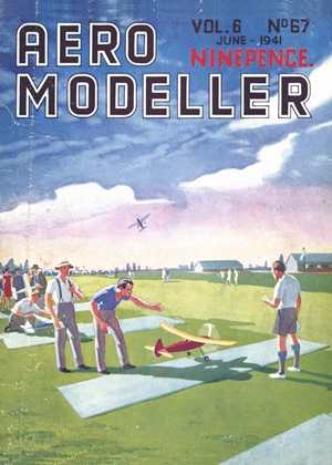 AeroModeller June 1941