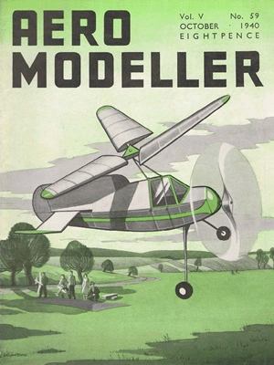 AeroModeller October 1940