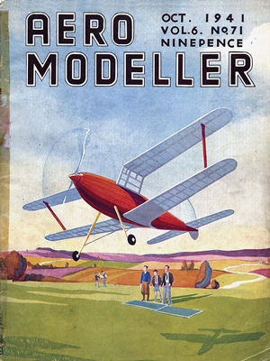 AeroModeller October 1941