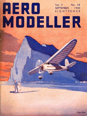 AeroModeller September 1940